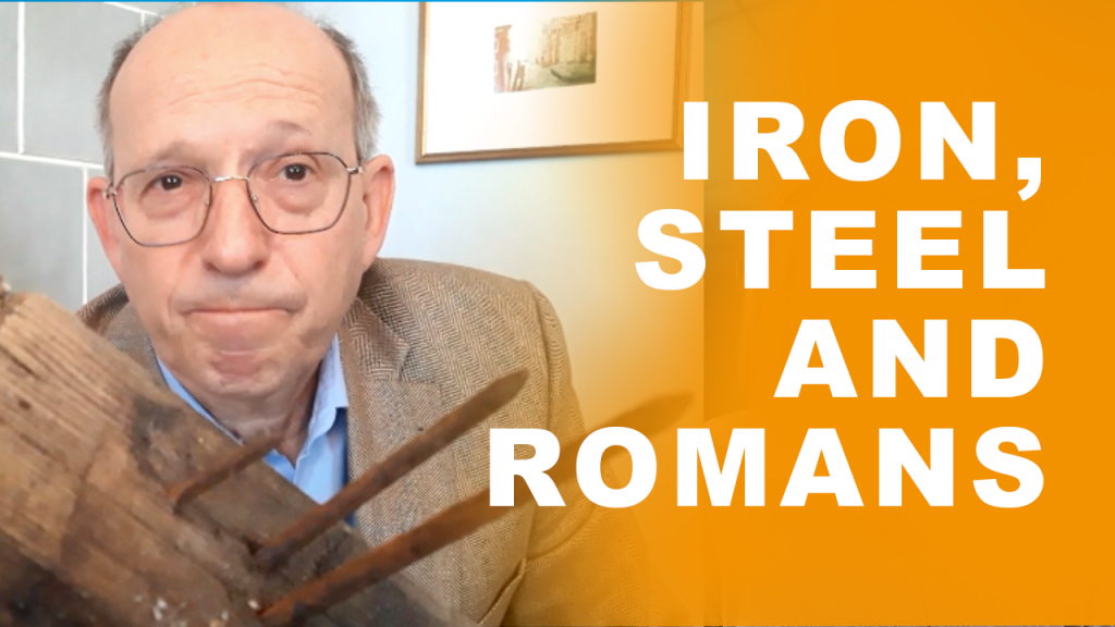 How did the Romans conquer the world sustainably? Recycling in warfare