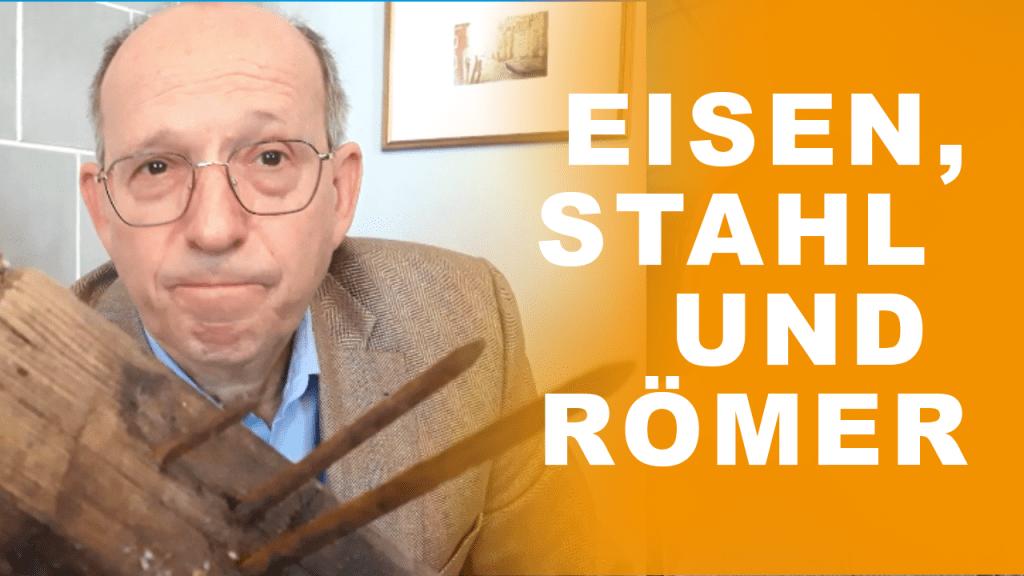 Wie eroberten die Römer nachhaltig die Welt? Recycling in der Kriegsführung