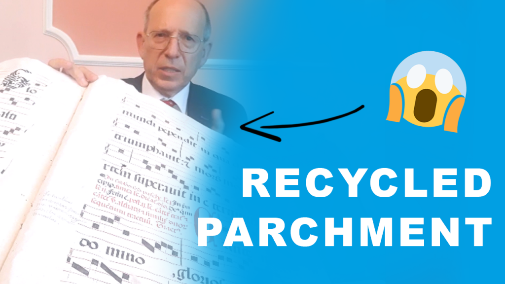 Recycling and Parchment: Sustainability Part 3
